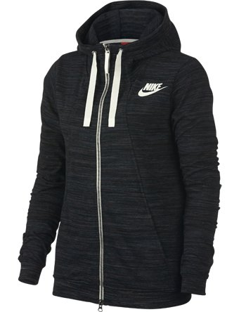 (ナイキ) Nike ウェア パーカー 秋冬物 Wmns CLC Fullzip Hoodie 2 Blk/Sail ウーメンズモデル 女性用 バスケットボール ランニング トレーニング ストリート