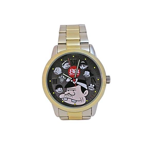 【天才バカボン】逆回転時計 バカボンのパパの商品画像
