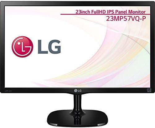 LG Electronics Japan 23型 AH-IPS非光沢 1920×1080 ブラック 23MP57VQ-P