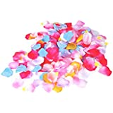 Lumierechat グラデーション 造花フラワーシャワー 10色セット 1000枚以上入り ウェディング 結婚式 a-654