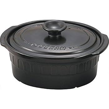 鍋 : TSP-130-OPM-B ニュートーセラム鍋 直火対応型
