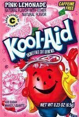 Kool-Aid Pink Lemonade Unsweetened Soft Drink Mix - 0.23-Ounce Packets, 12 Pack by Kool-Aid [並行輸入品]