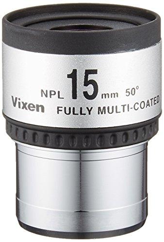 Vixen 天体望遠鏡用アクセサリー 接眼レンズ NPLシリーズ NPL15mm 39205-6