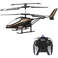 RC Helicopter, Bestpriceam HX713 Mini RC Quadcopter-Drone 2.5CH Radio Remote Control Aircraft Black [並行輸入品]