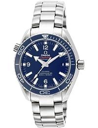 [オメガ]OMEGA 腕時計 シーマスター プラネットオーシャン ブルー文字盤 手巻き 600M防水 232.90.42.21.03.001 メンズ 【並行輸入品】
