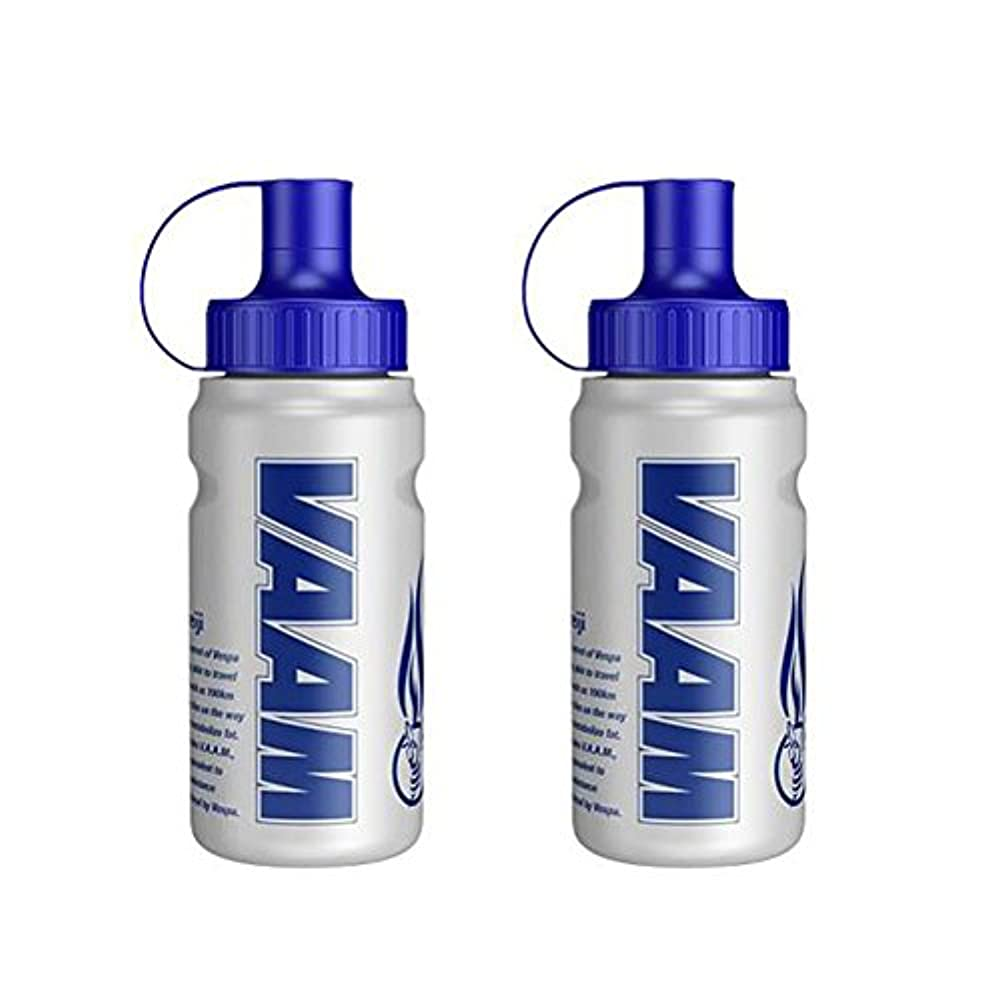 ファランクス研究所不健全MGN(明治乳業) ヴァームスクイズボトル 500ml 2個セット 2650968-2SET