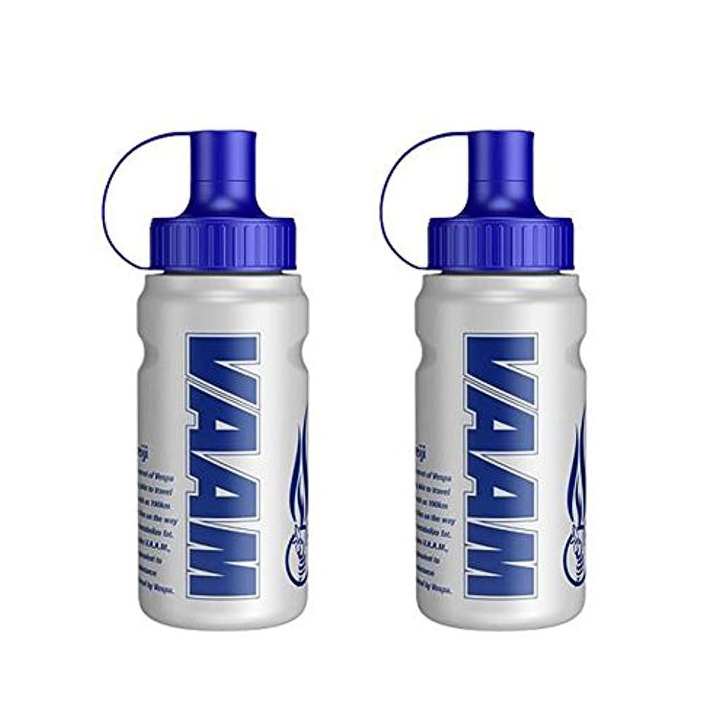 黒板ストッキング固有のMGN(明治乳業) ヴァームスクイズボトル 500ml 2個セット 2650968-2SET