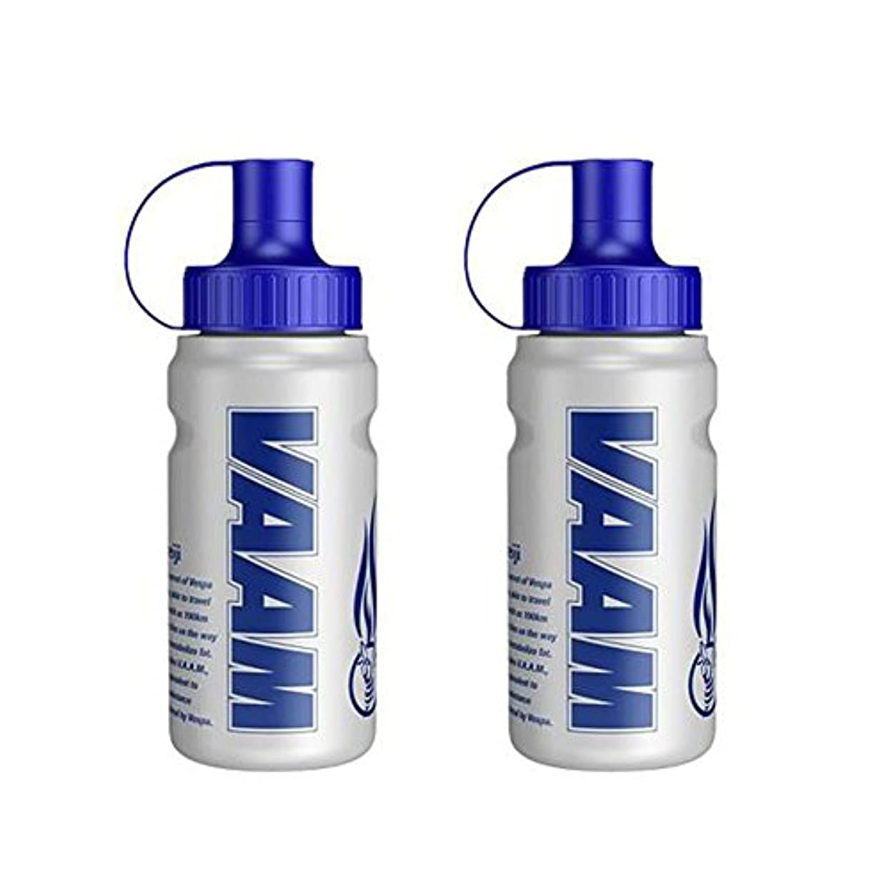 の頭の上強化駅MGN(明治乳業) ヴァームスクイズボトル 500ml 2個セット 2650968-2SET