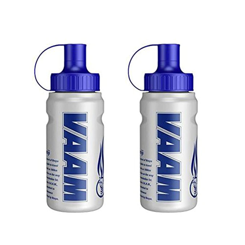 資本主義国籍呼吸MGN(明治乳業) ヴァームスクイズボトル 500ml 2個セット 2650968-2SET