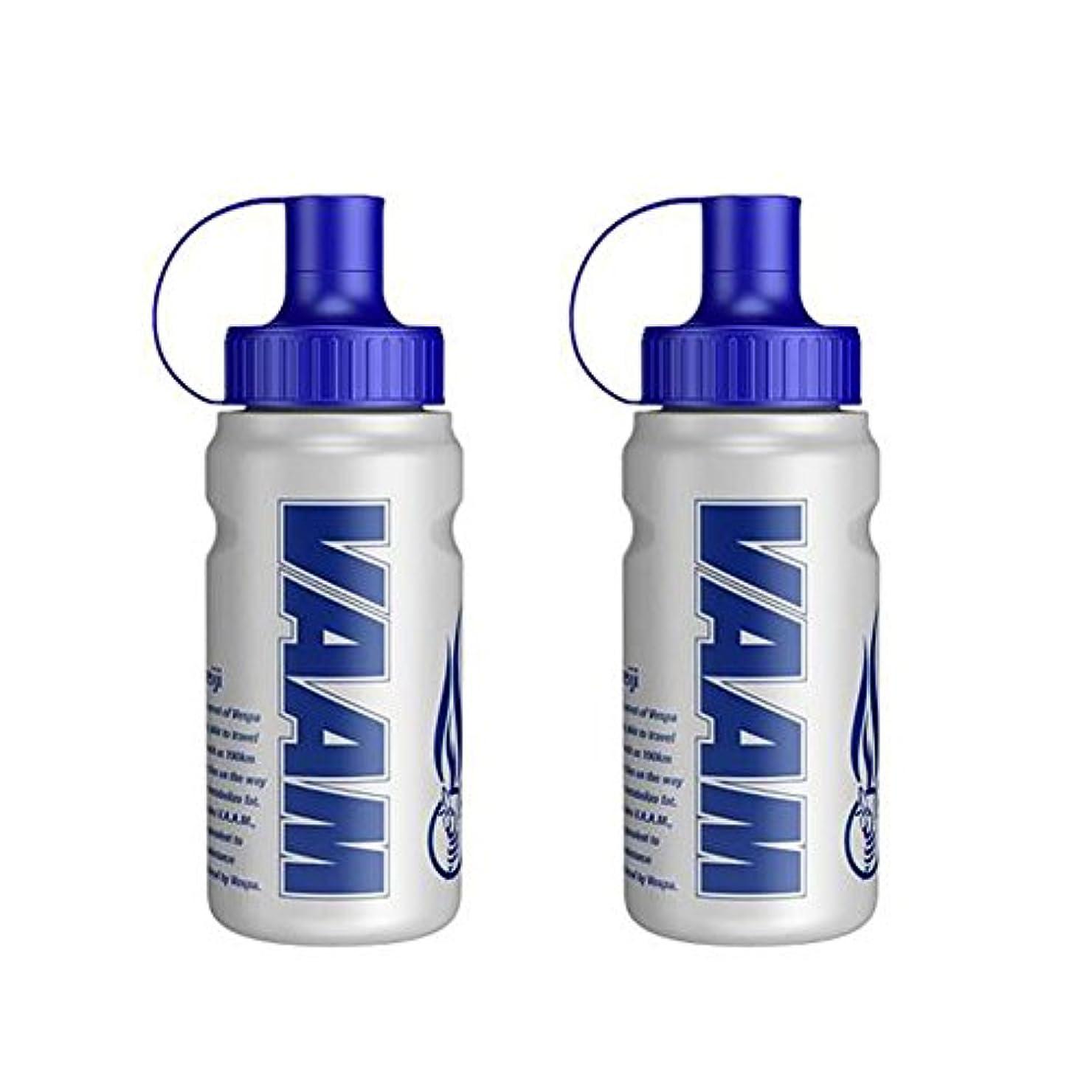 調停者人工バルセロナMGN(明治乳業) ヴァームスクイズボトル 500ml 2個セット 2650968-2SET