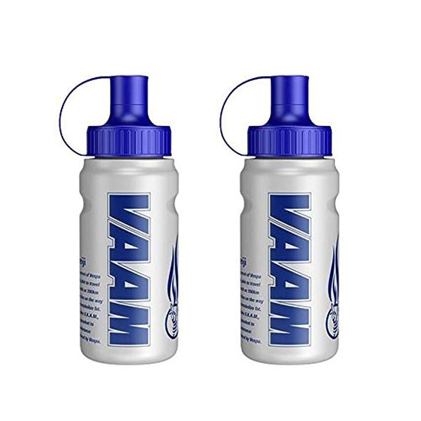 故意の夫婦インゲンMGN(明治乳業) ヴァームスクイズボトル 500ml 2個セット 2650968-2SET