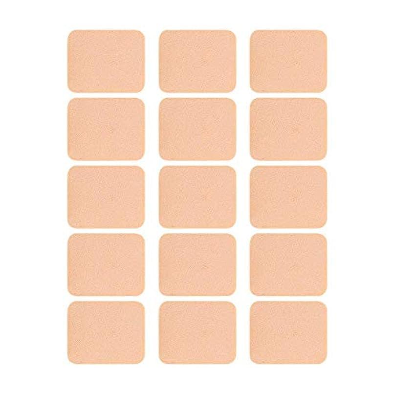 評判救出罪人15個入 化粧道具エアパフエアクッションパフ クリーム 乾湿兼用 スポンジパフセット フェイシャル