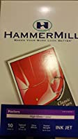 Hammermill高光沢1Sided 11x 17ウルトラホワイトポスター96lb重量紙