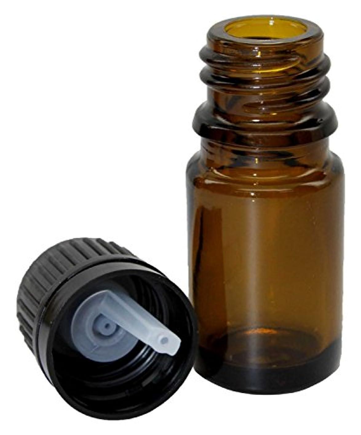 パンダカメ窓を洗うPlant Therapy Essential Oils (プラントセラピー エッセンシャルオイル) 10 ml (1/3 オンス)ヨーロッパ式のドロッパーキャップの付いた、アンバー色のガラス製エッセンシャルオイル ボトル...