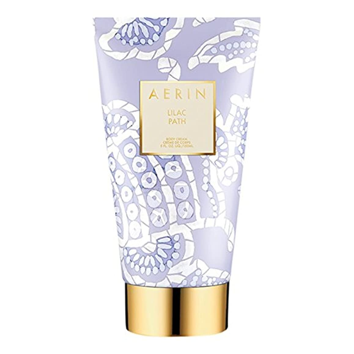 フロンティア喪ピックAerinライラックパスボディクリーム150ミリリットル (AERIN) (x6) - AERIN Lilac Path Body Cream 150ml (Pack of 6) [並行輸入品]