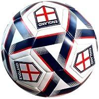 Englandチームロゴ公式サイズ5サッカーボール – 202