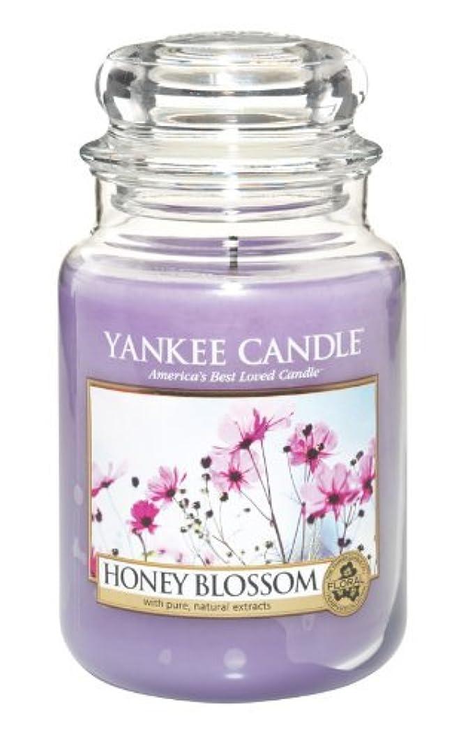 証明するツインノミネートYankee Candle Honey Blossom 22-Ounce Jar Candle, Large by Yankee Candle [並行輸入品]