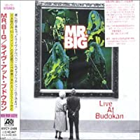 Live at Budokan by Mr Big (2003-11-25)