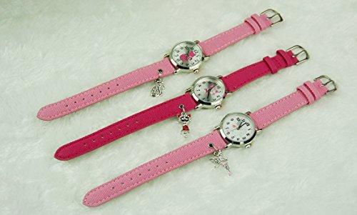 [チックタック] TICKTOCK キッズ腕時計 クオーツ アナログ表示 子供 ガールズ ウォッチ