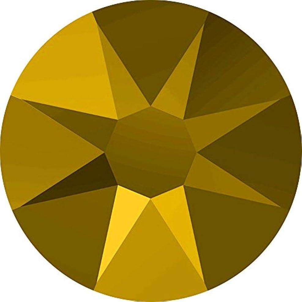 摂氏合併症燃やすネイルアートパーツ クリスタルオーラム SS20:4.6~4.8mm 18P