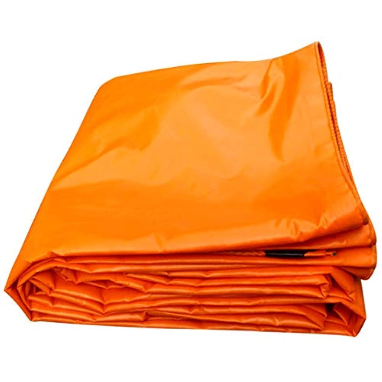 うそつきシビックスクラブタープ 防水シートのプラスチック布ポリ塩化ビニールの物質的な屋外の陰の布の耐久力のある防雨布の紫外線抵抗力があるトラックの防水シートのおおいのキャンバスのポンチョ 防水シート