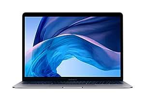 Apple MacBook Air (13インチ, 1.6GHzデュアルコアIntel Core i5プロセッサ, 128GB) - スペースグレイ