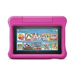 Fire 7 キッズモデル ピンク (7インチディスプレイ) 16GB