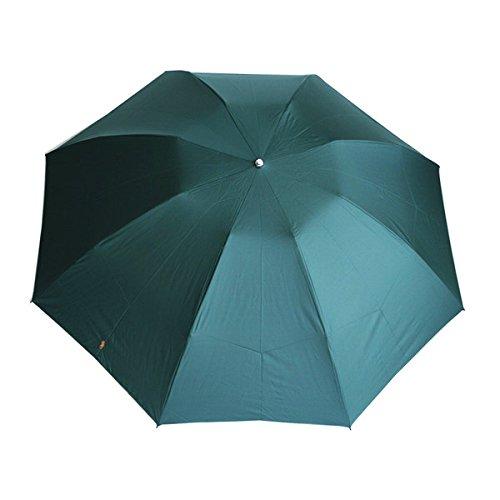 ポロ ラルフローレン メンズ 折りたたみ傘 グリーン トラッド 65cm