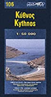 Kythnos 2006 (Maps of Greek islands)