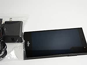 Fujitsu 富士通 SIMフリースマートフォン おサイフケータイ対応 arrows M02 ブラック