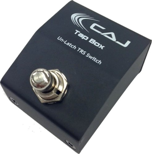 CAJ カスタムオーディオジャパン アンラッチスイッチ Un-Latch TRS Switch TAP BOX