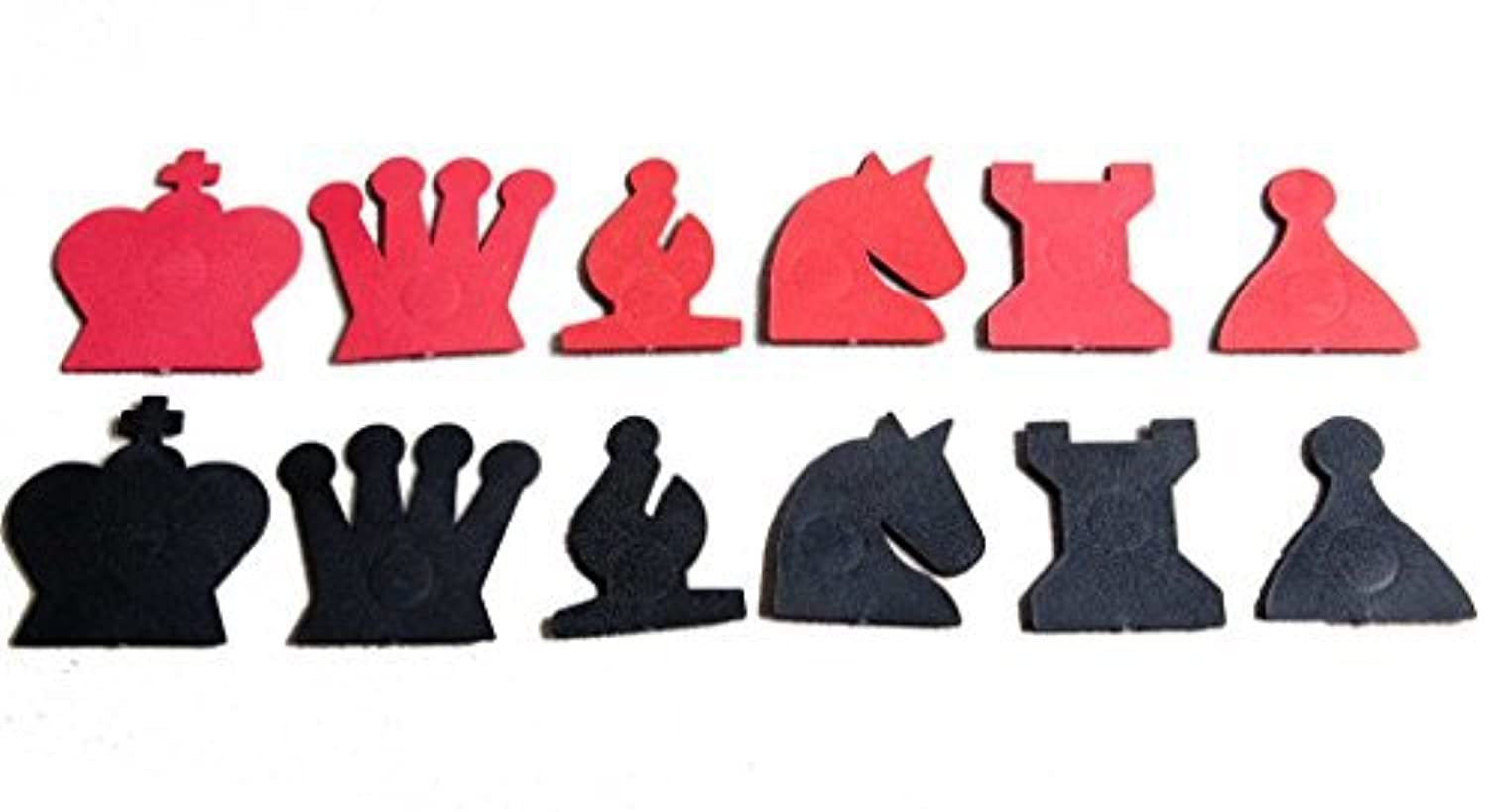 Extra Pieces for your 28 Magnetic-Style Chess Demonstration Set by