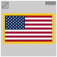 パッチ US Flag 刺繍(Desert)