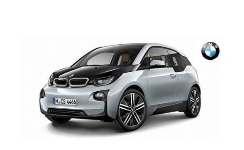 BMW特注 1/43 BMW i3 (アイオニック シルバー) 2014