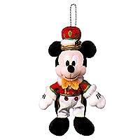 11/10~ ディズニー クリスマス ファンタジー 2016 ランド (パレード衣装) ぬいぐるみバッジ ミッキー マウス (ディズニーランド限定)