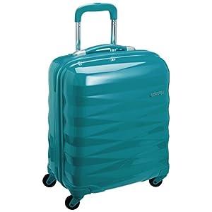[アメリカンツーリスター] AmericanTourister スーツケース Crystalite クリスタライト スピナー50 機内持込可 保証付 機内持込可 保証付 32L 50cm 2.8kg R87*24001 24 ターコイズ