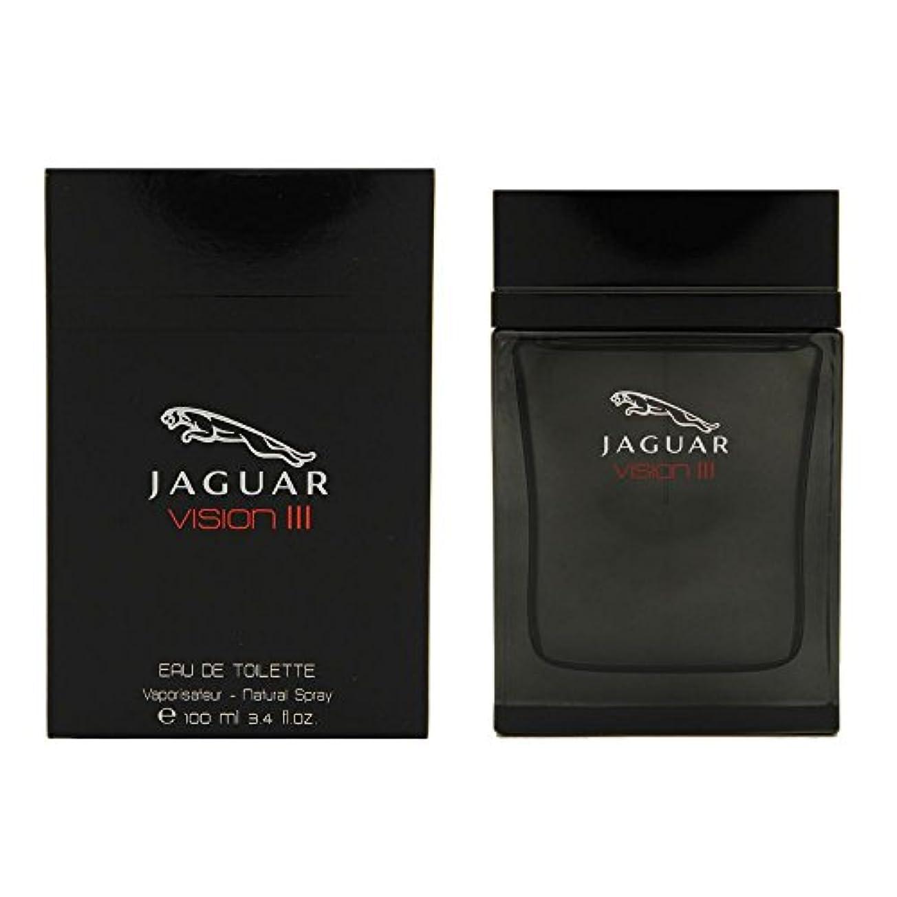怒り指定する南アメリカ【ジャガー】ジャガー ヴィジョン 3 EDT?SP 100ml (並行輸入品)
