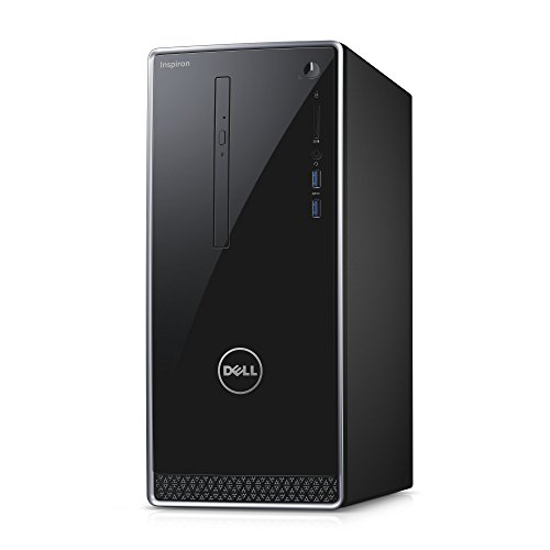 Dell デスクトップパソコン Inspiron 3668 Core i7モデル 18Q12/8GB/128GB SSD+1TB/GTX1050/Windows10