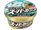 明治 スーパーカップチョコミント200ml×24個