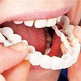 歯インスタントパーフェクトスマイルフレックスホワイトニングスマイル入れ歯カバー