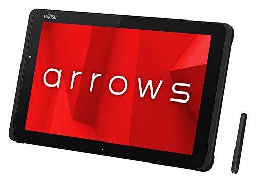 【公式】 富士通 タブレット arrows Tab QHシリーズ WQ2/D1 (Windows 10 Pro/10.1型ワイド液晶/Celeron/4GBメモリ/約64GB フラッシュメモリ/Officeなし/ブラック)AZ_WQ2D1_Z001/富士通WEB MART専用モデル