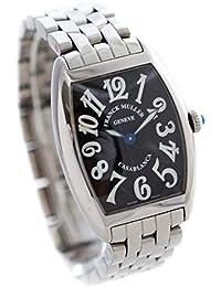 d821b16f3c フランクミュラー FRANCK MULLER カサブランカ 1752QZ 腕時計 シルバー レディース クオーツ ...