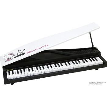 KORG コルグ 61鍵 ナチュラル・タッチ・ミニ鍵盤搭載 コンパクト・ピアノ MICROPIANO マイクロ・ピアノ Hello Kitty モデル