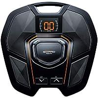 MTG シックスパッド フットフィット(SIXPAD Foot Fit) メーカー純正品 1年 IF-FF2310F ブラック