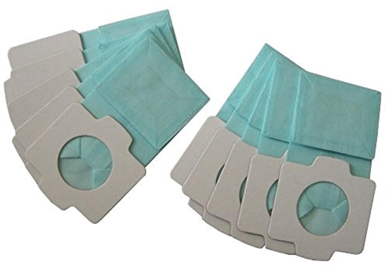 【100枚】マキタ 充電式クリーナー用抗菌仕様紙パック(10枚入×10)