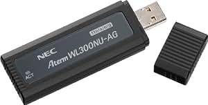NEC Aterm WL300NU-AG (USB子機) PA-WL300NU/AG