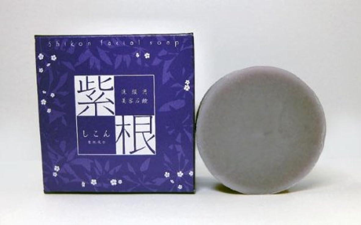 虐殺ナイトスポットプログレッシブ紫根石鹸 100g×5個セット