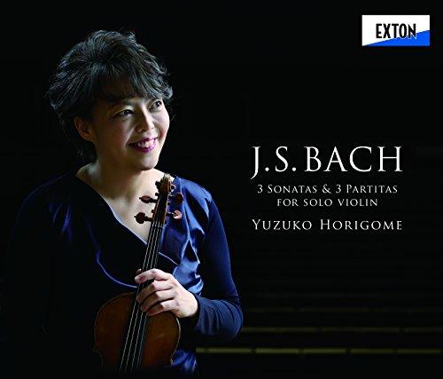 バッハ:無伴奏ヴァイオリン・ソナタ&パルティータ全曲