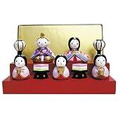 豆雛2段飾