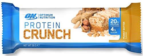 Optimum Nutrition プロテインバー クランチ ピーナツバター味 56g
